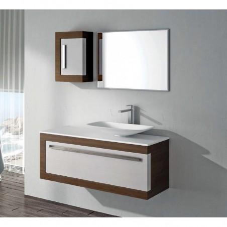 Mueble de Baño Mod. Kuma de Torvisco
