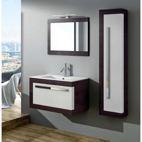 Conjunto Mueble de Baño Mod. Kuma de Torvisco