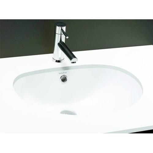 Anclajes sujeción lavabo bajo encimera