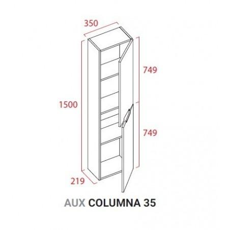 Medidas Columna Loa