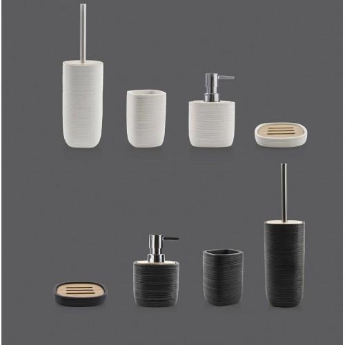 Kubic Juego de accesorios de baño