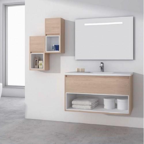 Oporto 0.2 Conjunto Mueble de Baño de Sergio Luppi
