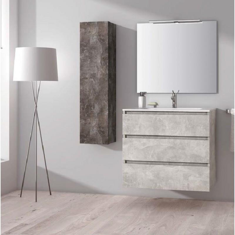 Niza Conjunto Mueble de Baño de Sergio Luppi