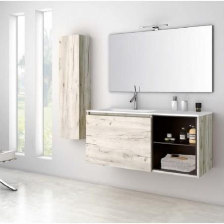 Niza 07 Conjunto de Mueble de Baño de Sergio Luppi