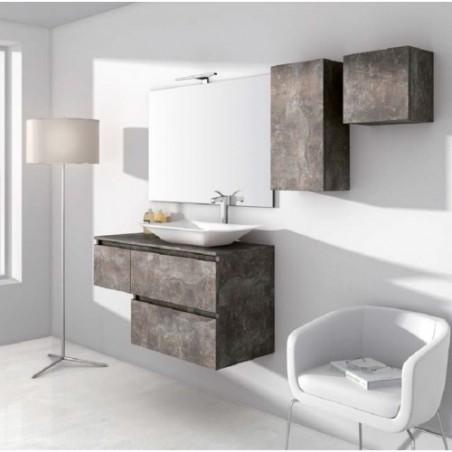 Niza 13 Conjunto Mueble de Baño de Sergio Luppi
