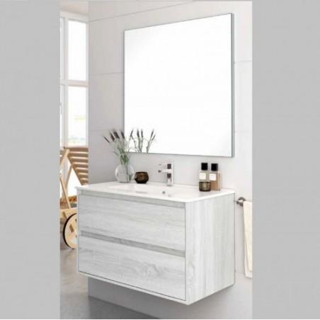Mueble de Baño con Lavabo Mod. Bolton Suspendido de Bañostar