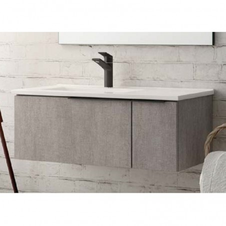 Mueble de Baño con Lavabo Mod. Ayr de Bañostar