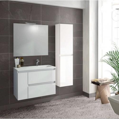 Conjunto Mueble de Baño Box de 2 Cajones de Viso Bath