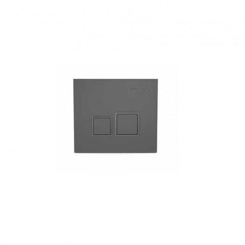 Placa Accionamiento Tanque Suspendido Square negro