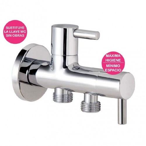 Ducha higiénica para Inodoro Pampa 1 agua