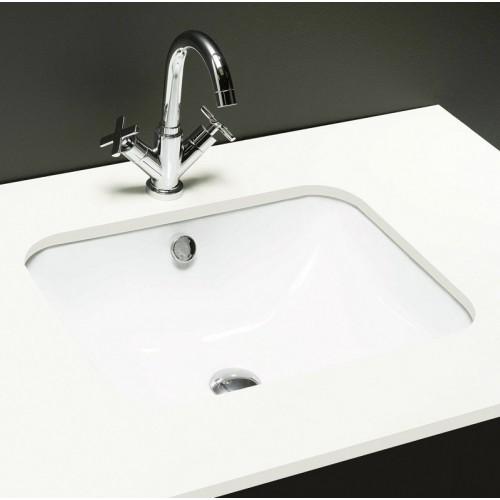 Lavabo Bajo Encimera Missouri Blanco