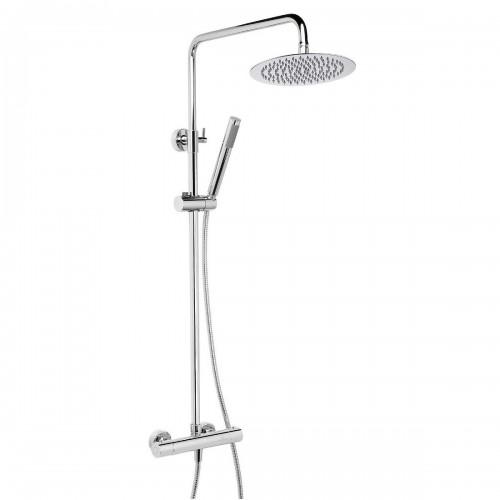 Conjunto de ducha con Griferia Termostática IRIS de Aquassent