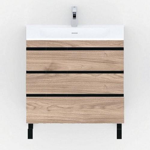Conjunto Mueble de Baño RIESI 3 cajones