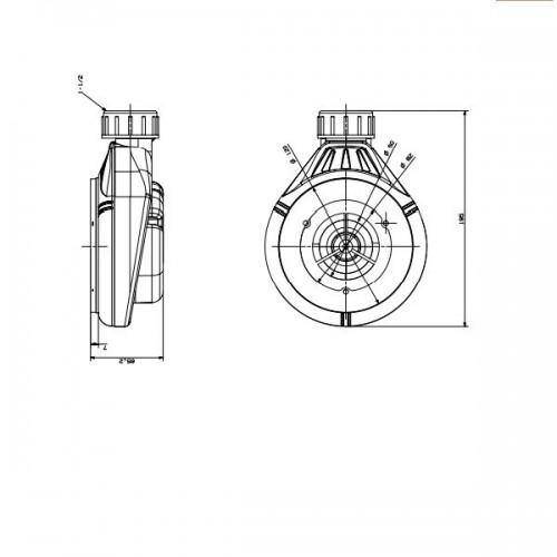 Plato de Ducha Resina Basic con marco