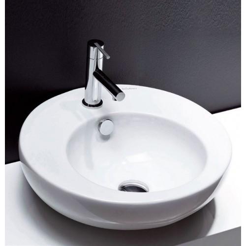 Lavabo Sobre Encimera Urano Blanco