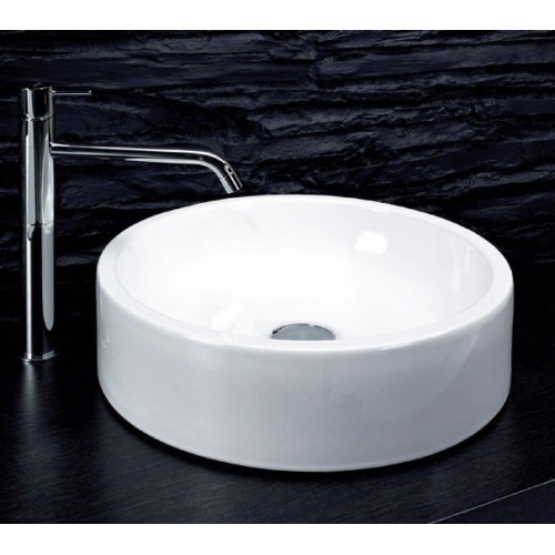 Lavabo Sobre Encimera Malibu Blanco
