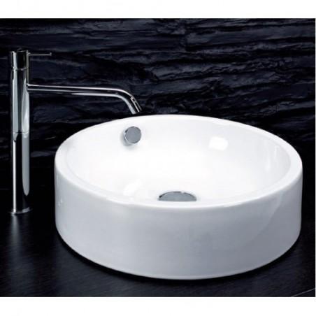 Lavabo Sobre Encimera Palena Blanco