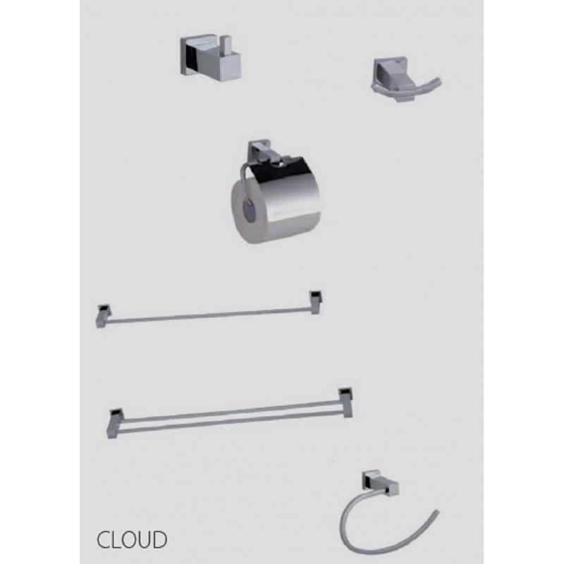 Toallero Barra 40 Cm Cloud