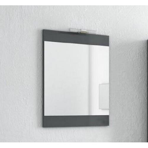 Espejo Modelo Corfú Gris Mate